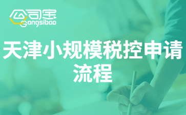 天津小规模税控申请流程